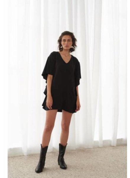 Le Brand Daria mini dress - Black