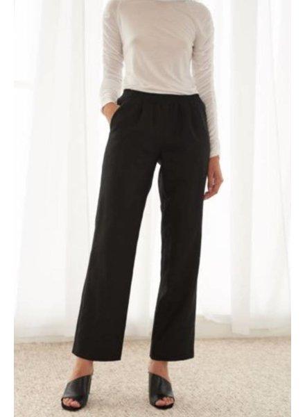 Le Brand Classic Pants - Black