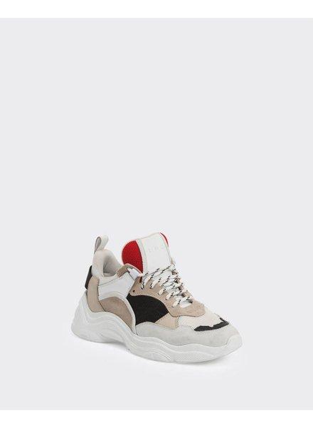 Iro Curverunner Sneaker - Beige/Black