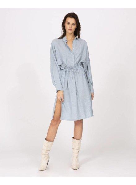 Iro Markala dress - Light Blue