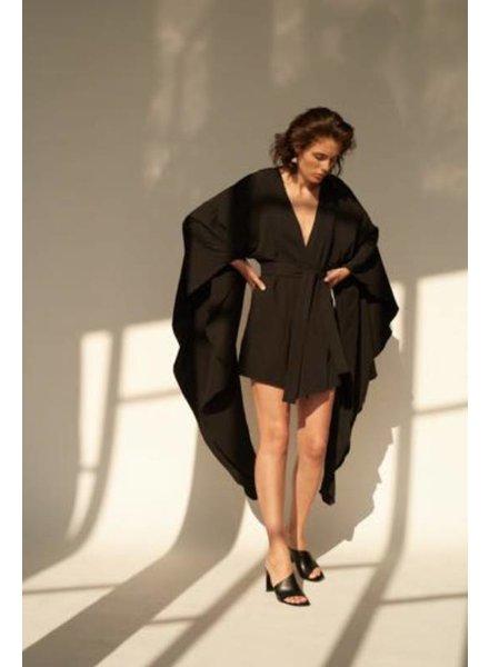 Le Brand Mini Anita dress - Black