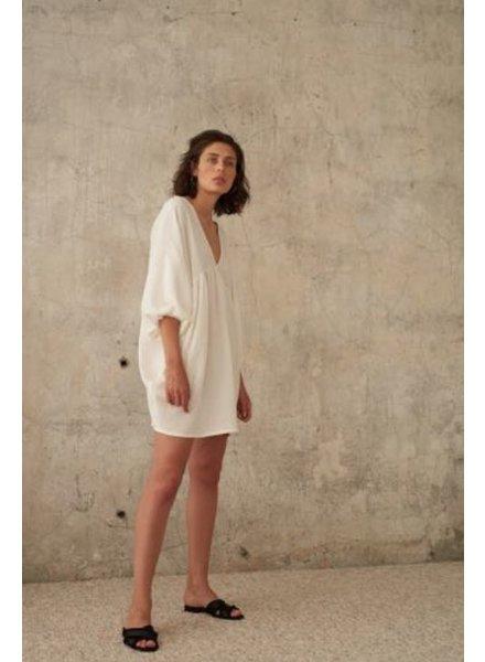 Le Brand Gila dress - White