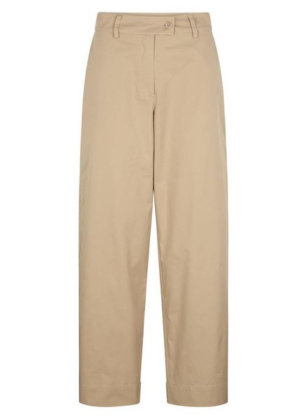 Just Female Bobby trousers - Light sand