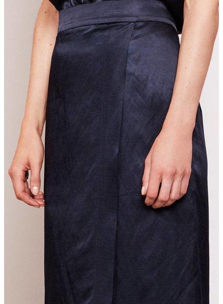 StudioRuig Skirt Réanna - linen Blue