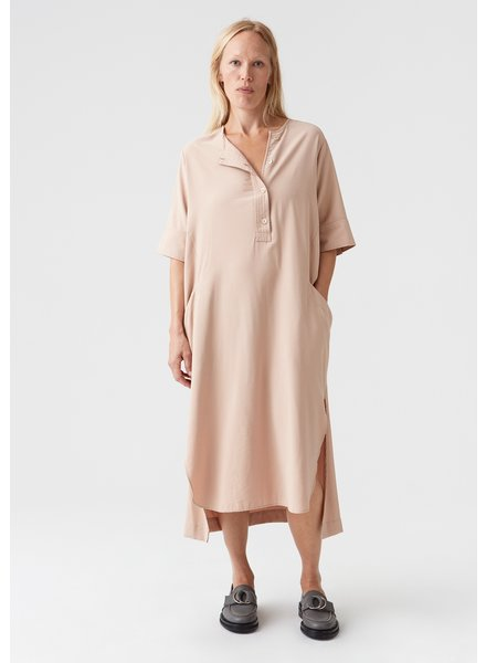 Hope Row Dress - Pink Sand