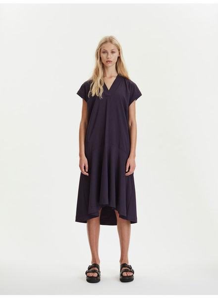 Libertine Libertine City dress - Royal Blue Check