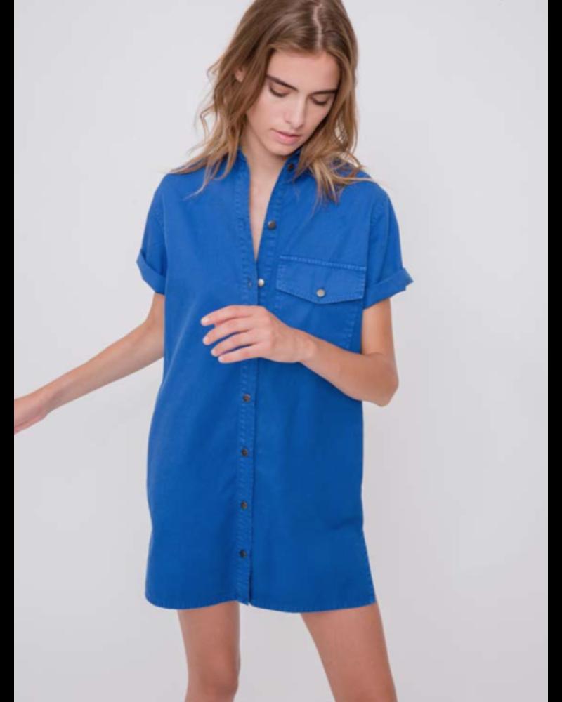 Margaux Lonnberg Kate dress - Blue