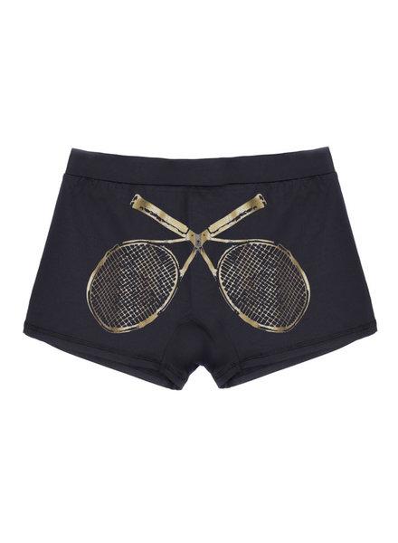 Vieux Jeu Marie Racket short - Black