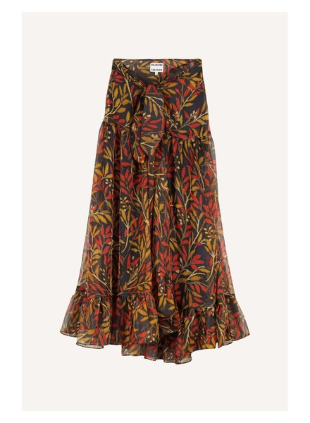 Valentine Gauthier Perla skirt - Pimento