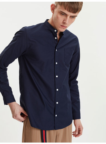 Libertine Libertine Factory shirt - Navy
