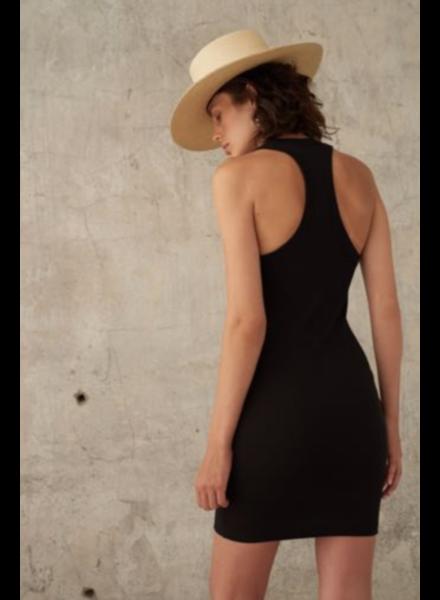 Le Brand Basic dress - Black