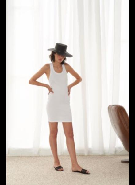 Le Brand Basic dress - White