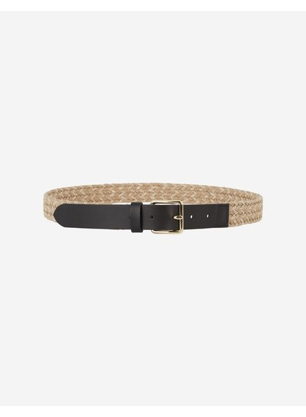 Maison Kitsuné Sailor belt - Beige