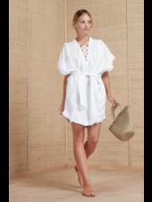 Magali Pascal Touareg Dress - White