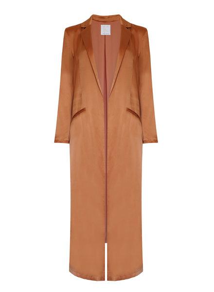 Kelly Love Golden sunrise coat - Copper