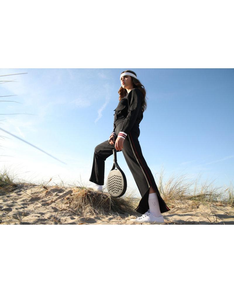 Vieux Jeu Rosy pants - Black