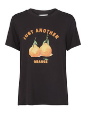 Just Female Another tee - Black