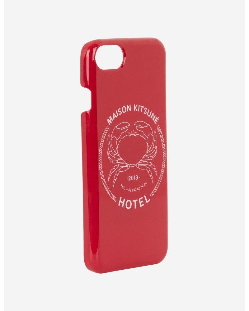 Maison Kitsuné Iphone Case Hotel Maison Kitsuné - Red