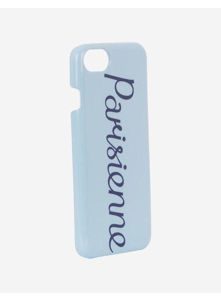 Maison Kitsuné iPhone Case Parisienne - Light Blue - NO RETURN