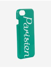 Maison Kitsuné iPhone Case Parisien - Green