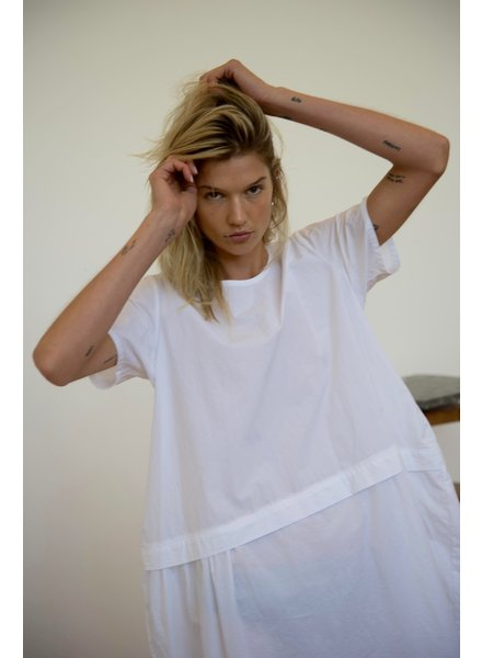 Priory Kise dress - White
