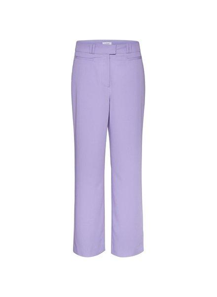 NORR Amara pants - Light lilac