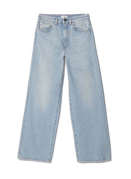 Totême Flair denim - Light Blue