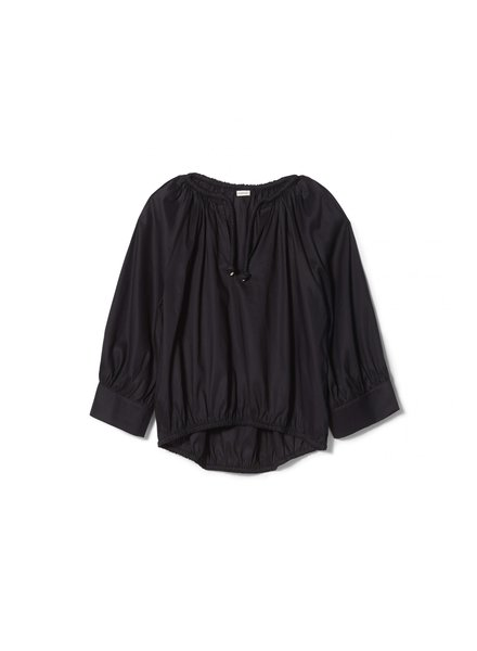 Totême Armo blouse - Black