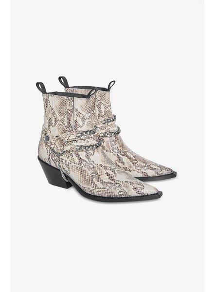 Anine Bing Harris boots - Python