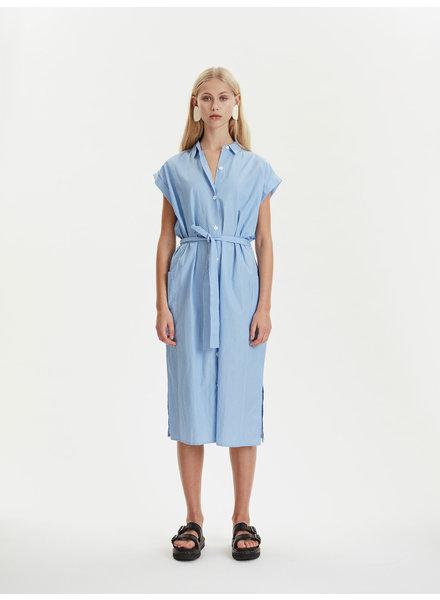 Libertine Libertine Unit dress - Blue Stripe