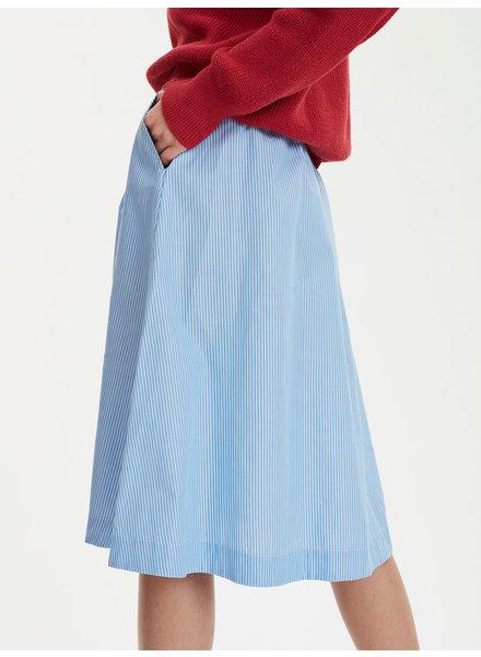 Libertine Libertine Global skirt - Blue Stripe