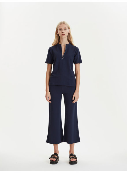 Libertine Libertine Last trousers - Evening Blue