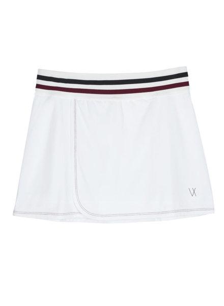 Vieux Jeu Sofie skirt - White