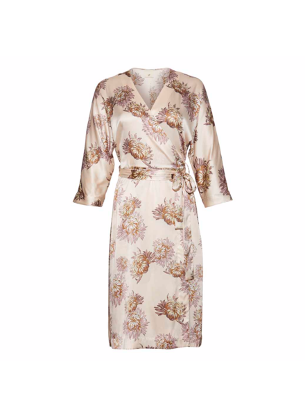 Julie Fagerholt Hirsa dress - Flower Print