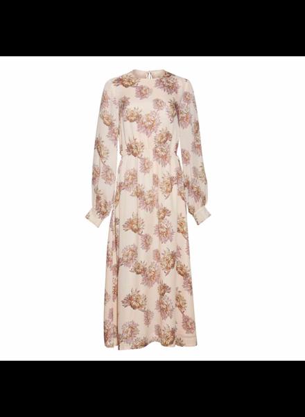Julie Fagerholt Hatin dress - Flower Print