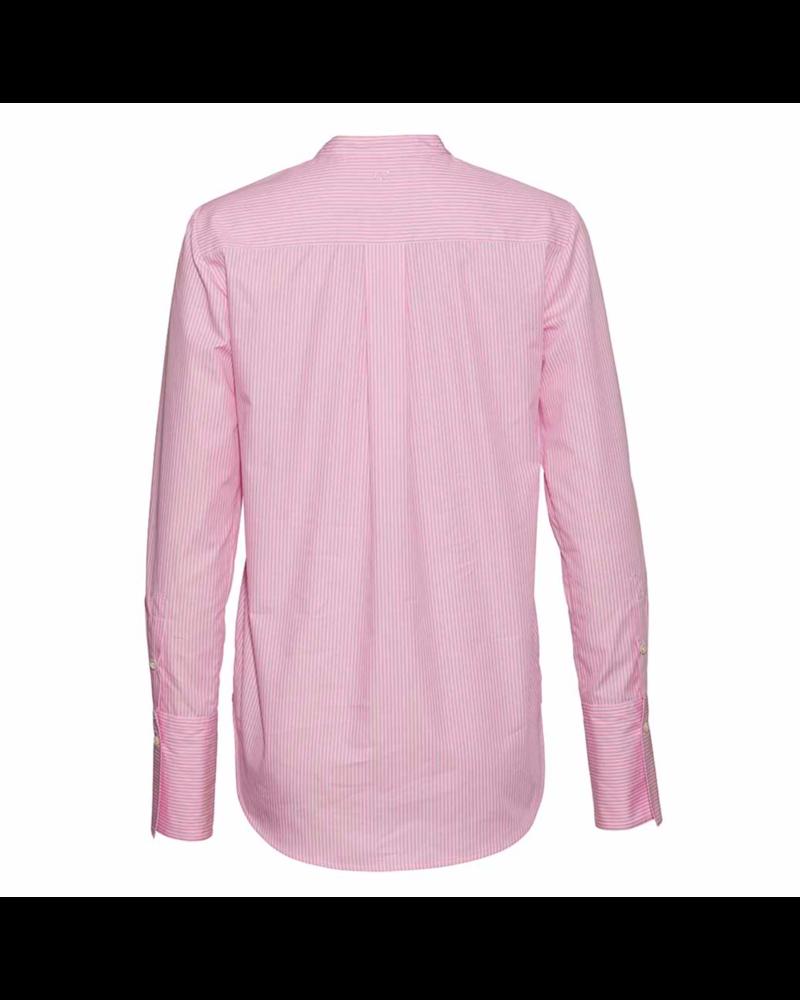 Julie Fagerholt Malio shirt - Pink Stripe
