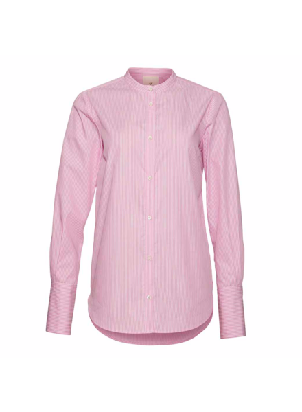 Julie Fagerholt Malio shirt - Pink Stripe - NO RETURN