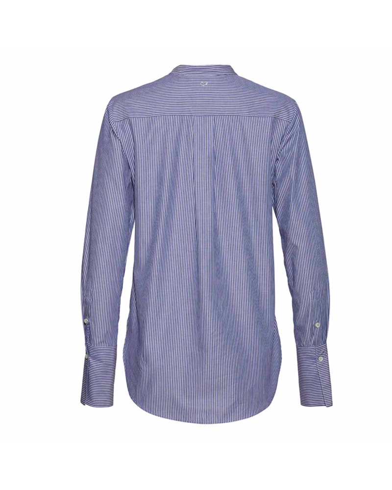 Julie Fagerholt Malio shirt - Blue Stripe
