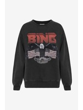 Anine Bing Vintage Bing Sweater - Black