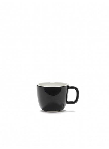 Vincent Van Duysen ESPRESSO CUP PASSE-PARTOUT D7 H5,7 13,5CL - GLAZED BLACK