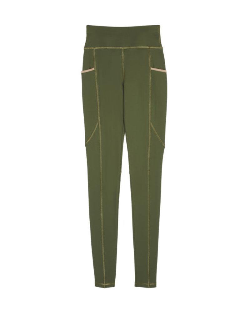 Vieux Jeu Filou pants - Khaki