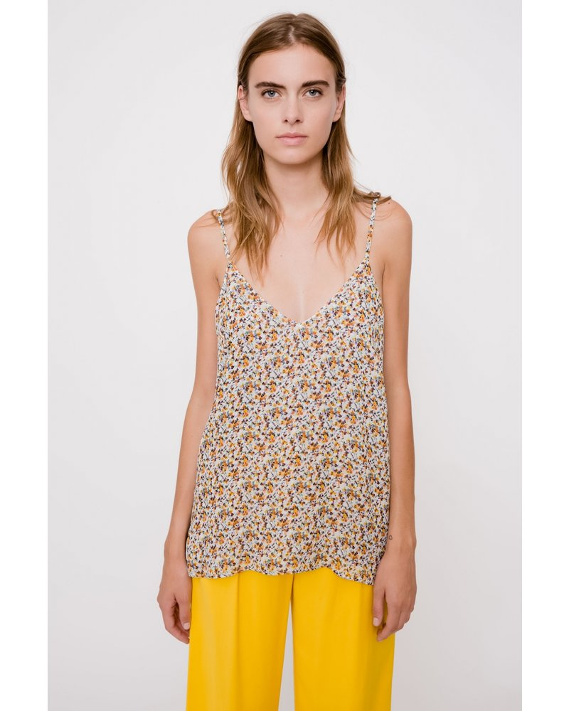 Margaux Lonnberg Chloe top - Flower