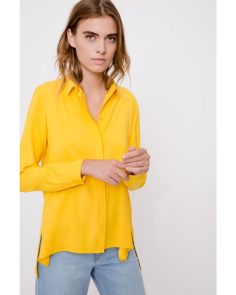 Margaux Lonnberg Howard Chemise - Yellow