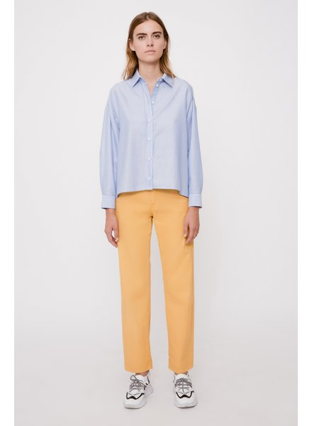 Margaux Lonnberg Adeline shirt - Blue Stripes