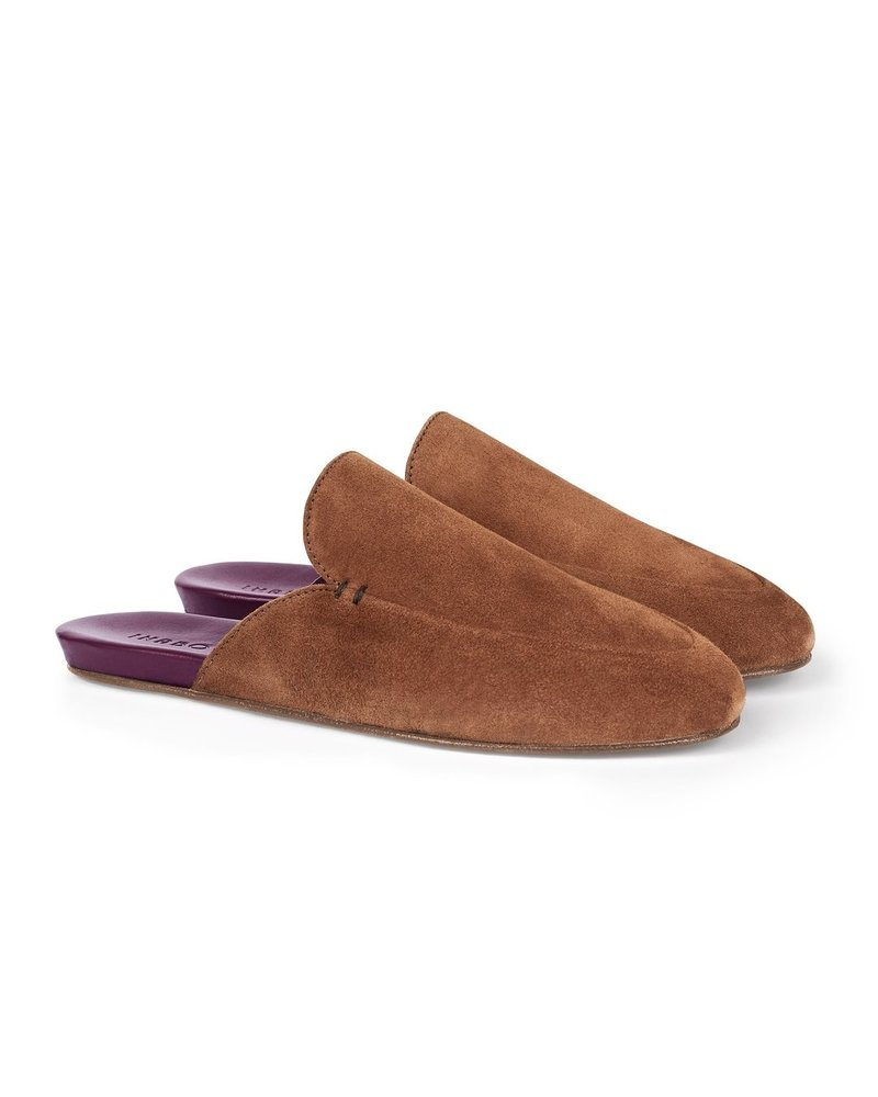 Inabo Slowfer - Tan Suede