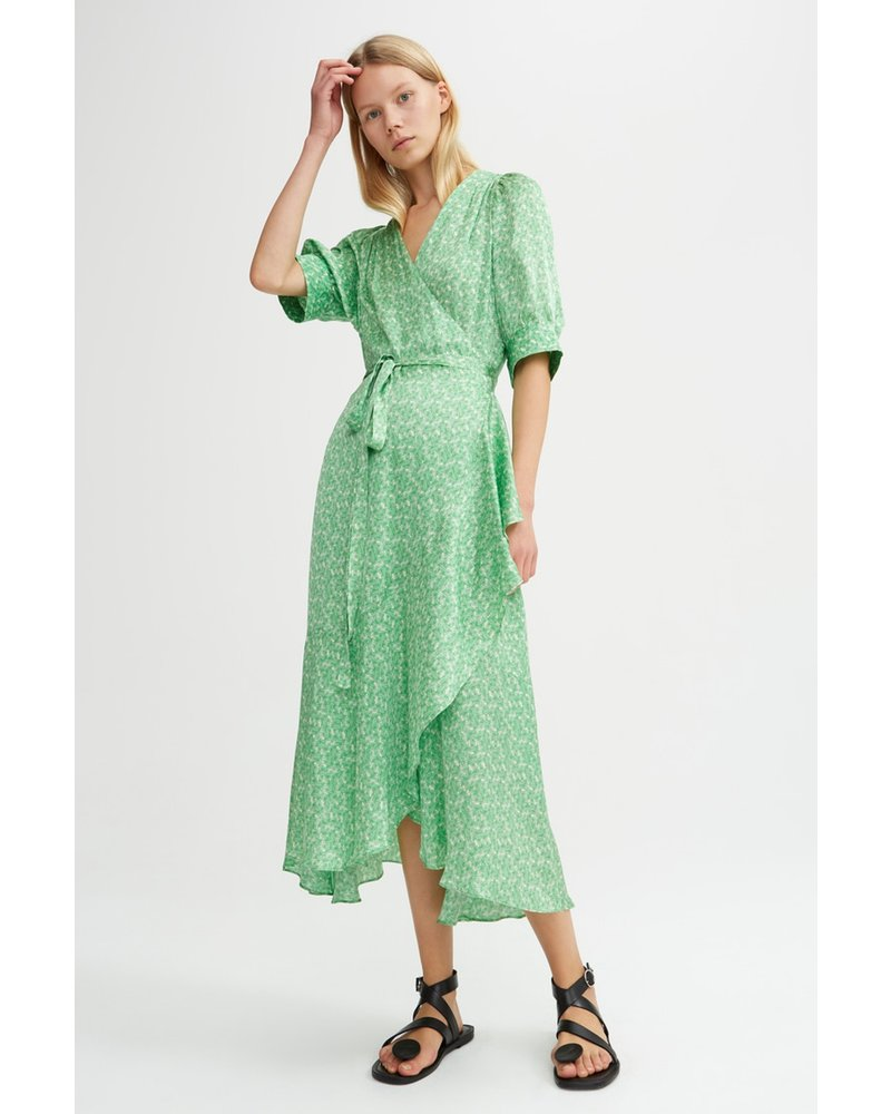 Rodebjer Kweller dress - Light Sage