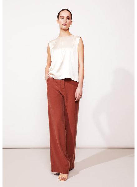 StudioRuig Trousers Bietje - Terracotta - size 40