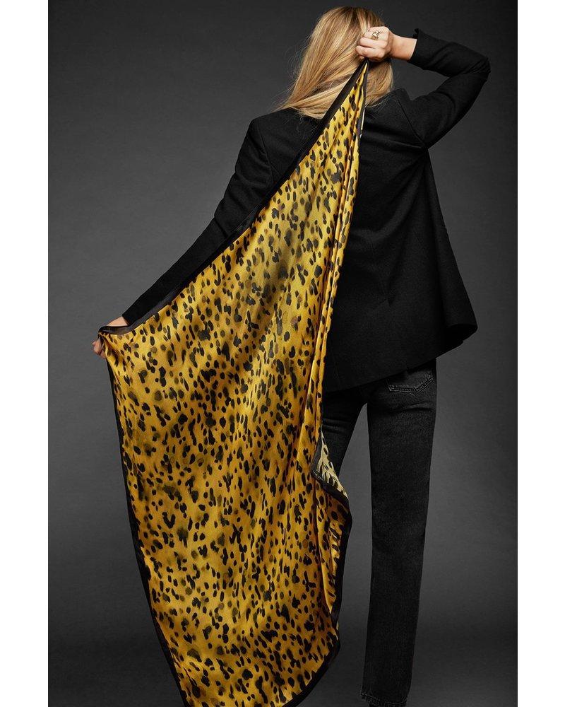 Anine Bing Jayce Scarf - Golden Leo