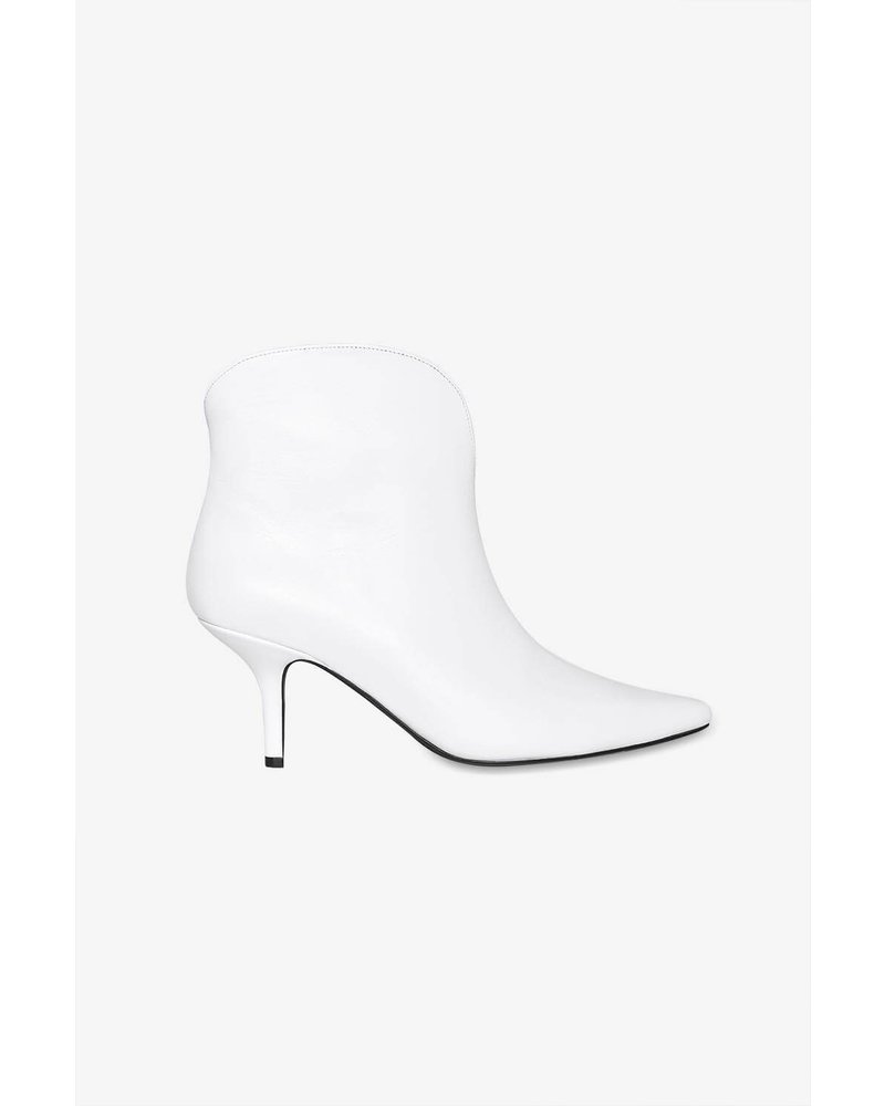 Anine Bing Annabelle boots - White