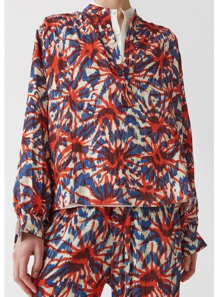 Hope Dalia Shirt - Solar Print